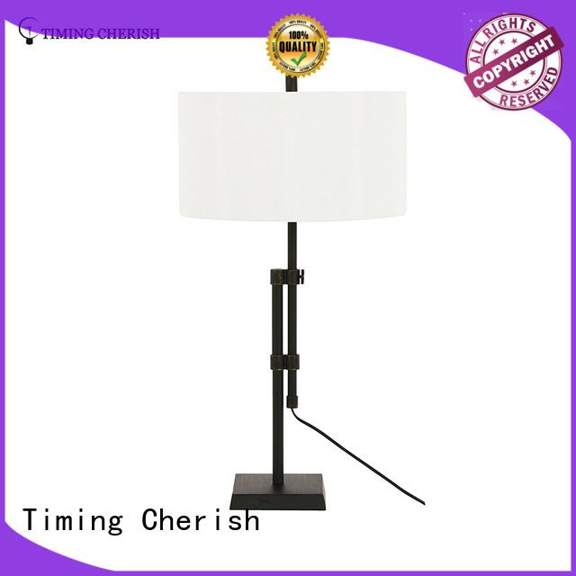 Timing Cherish handmade adjustable table lamp for business for bar