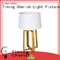 Timing Cherish base adjustable table lamp supply for living room