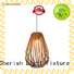Timing Cherish modern hanging pendant lights customized for shop