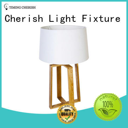 cylinder table light customized for home