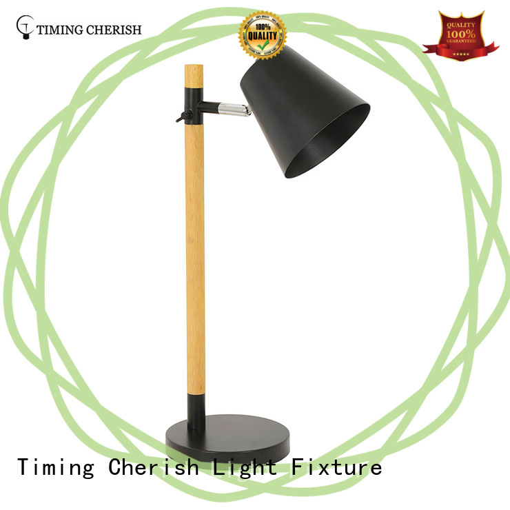 Timing Cherish rugby bedside table lights supply for hotel