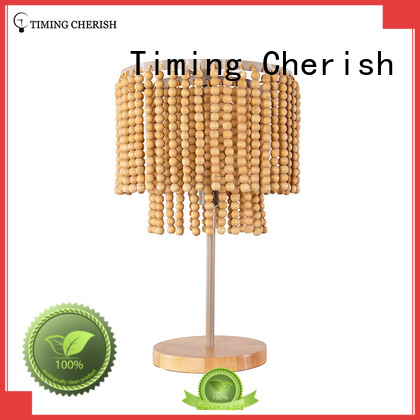 ceramic table lamps cylinder for hotel Timing Cherish