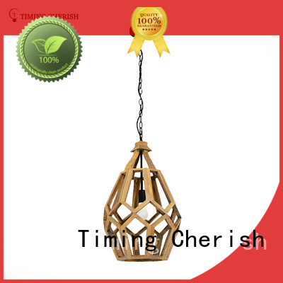 small wood pendant light cord for business for shop