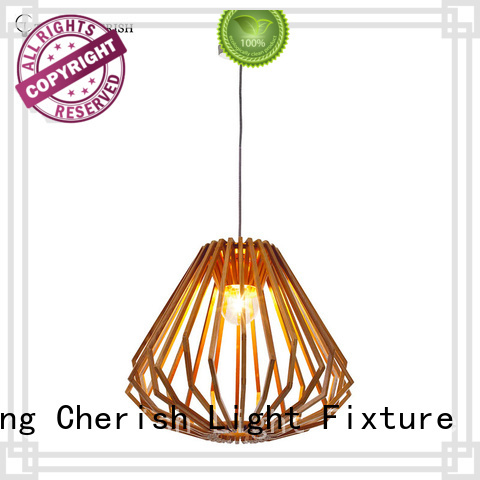 Timing Cherish handcrafted hanging pendant lights manufacturers for bar