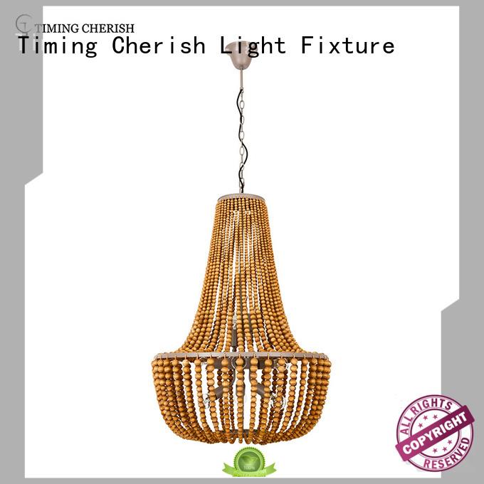 Timing Cherish washnatural fringe chandelier company for bar