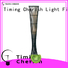 Timing Cherish timber metal floor lamp manufacturer for living room