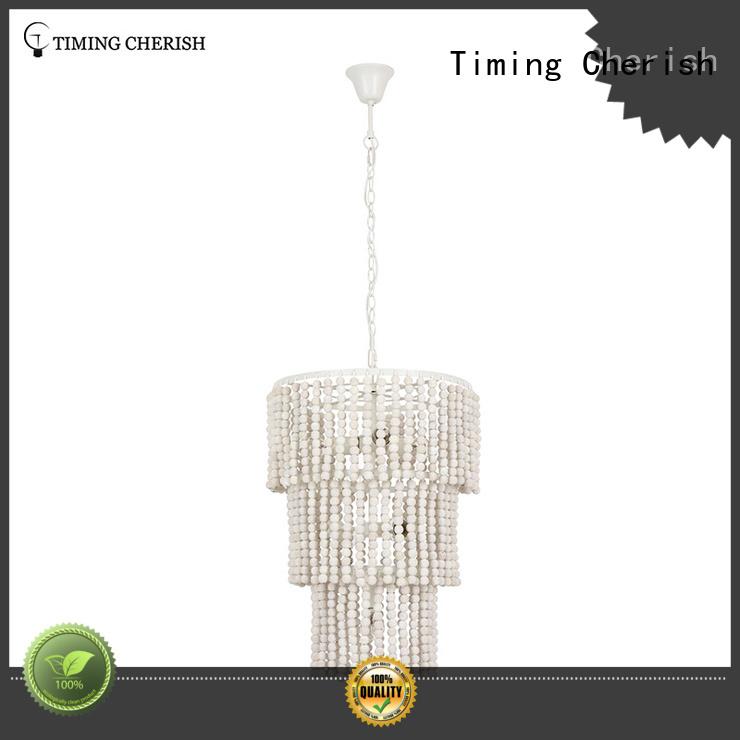 entryway chandelier wood french custom chandelier Timing Cherish Brand