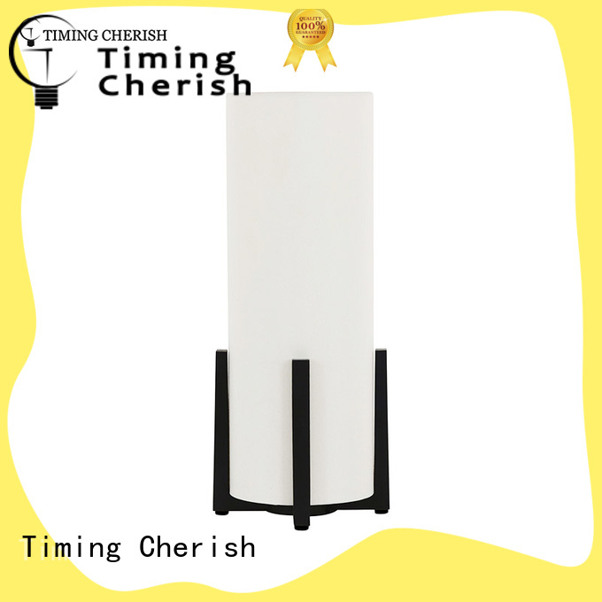 Timing Cherish krohns wood table lamp suppliers for living room