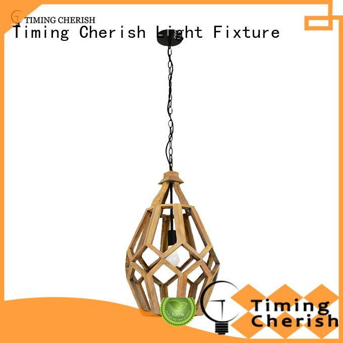Timing Cherish ceiling pendulum lights tall for hotel