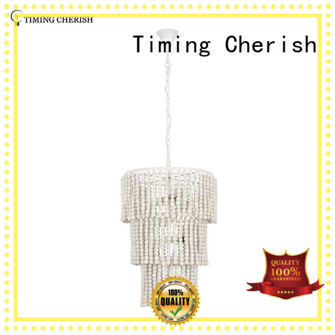 Timing Cherish hanging chandelier lamp supply for living room