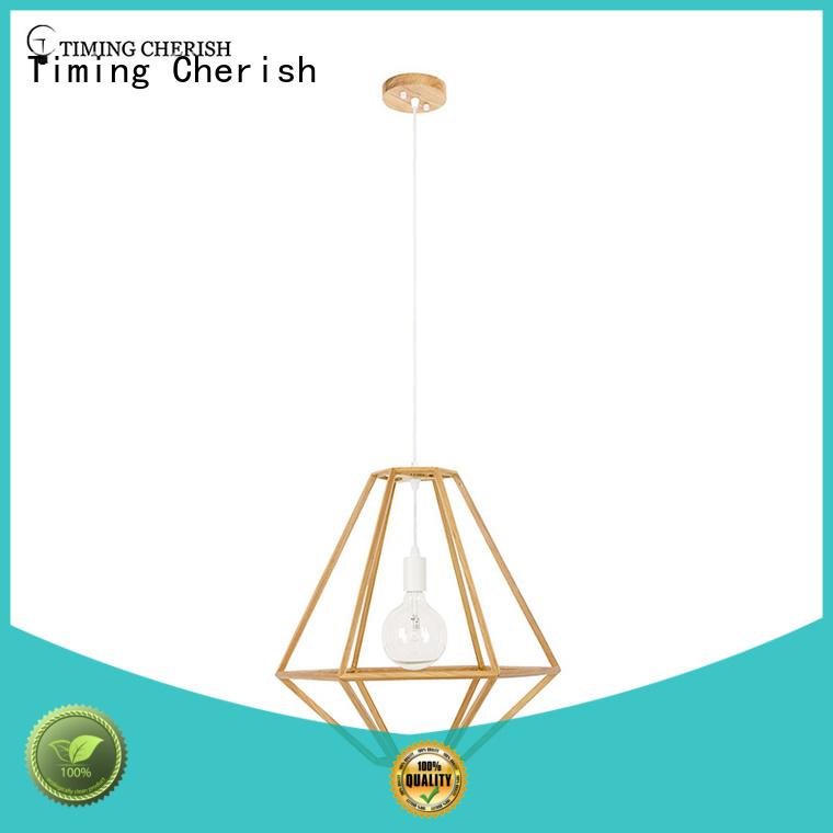 wood dining room light fixtures black ceiling macrame hanging light Timing Cherish Brand