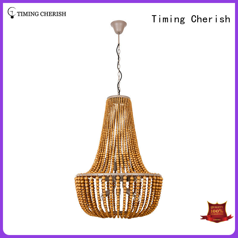 Timing Cherish blackfrench beaded pendant light company for home