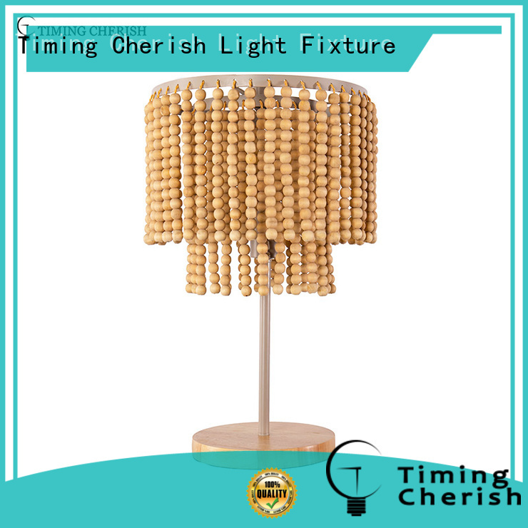 head cylinder table lamp black for hotel Timing Cherish