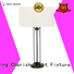 Timing Cherish natural wood table lamp supplier for kitchen