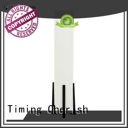 Timing Cherish modern wicker floor lamp factory for home