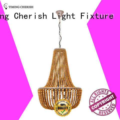 Timing Cherish grey hanging chandelier manufacturers for home