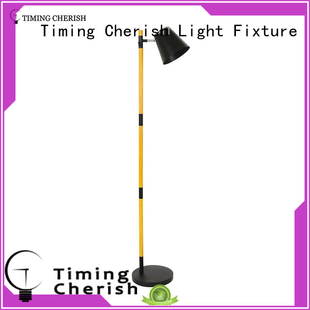 Timing Cherish modern corner floor lamp manufacturers for bar