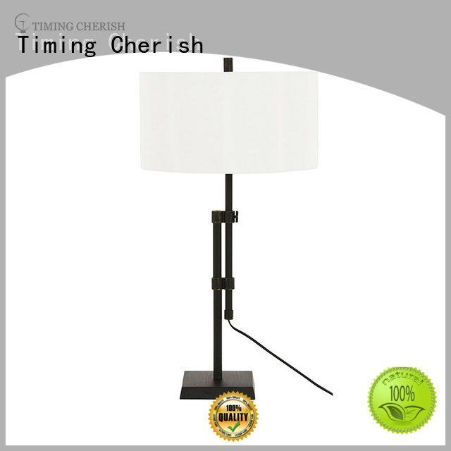 Timing Cherish antique touch table lamp supplier for kitchen