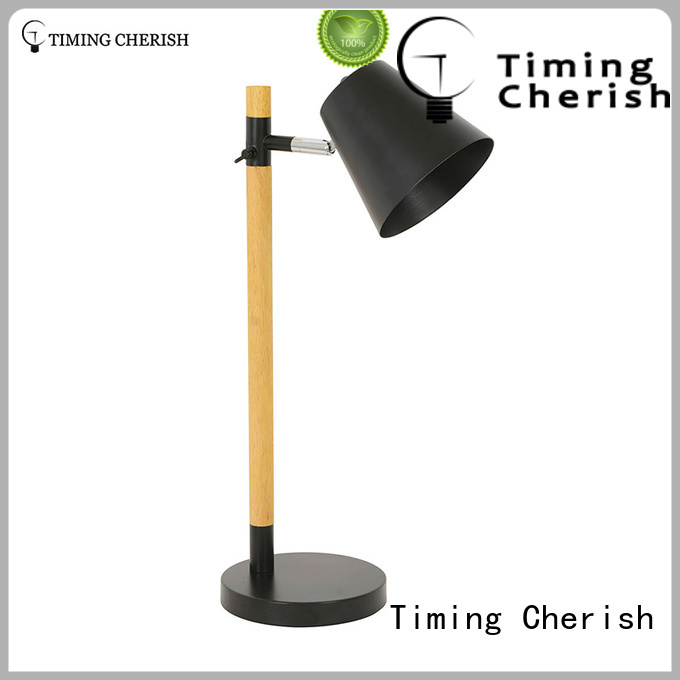Timing Cherish vintage touch table lamp head for living room