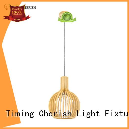 Timing Cherish natural pendant light fixtures manufacturers for bar