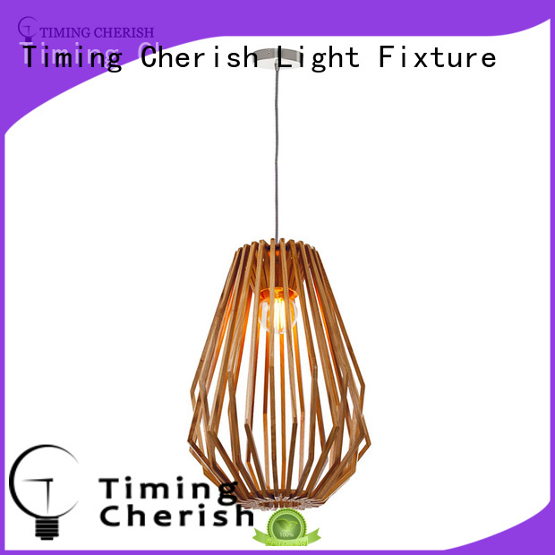 Timing Cherish polytope pendant light fixtures suppliers for hotel