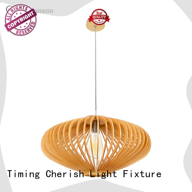 Timing Cherish handmade pendant light fixtures supply for shop