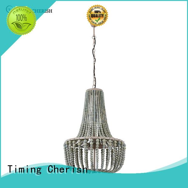 Hot wood entryway chandelier wash Timing Cherish Brand