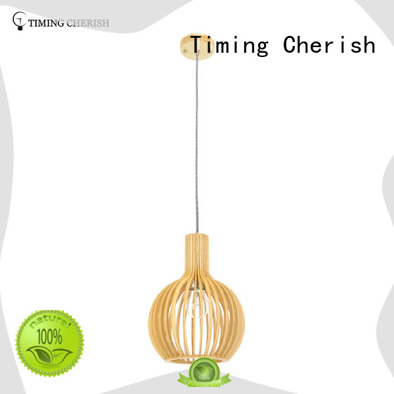 Timing Cherish tall lantern pendant light customized for hotel