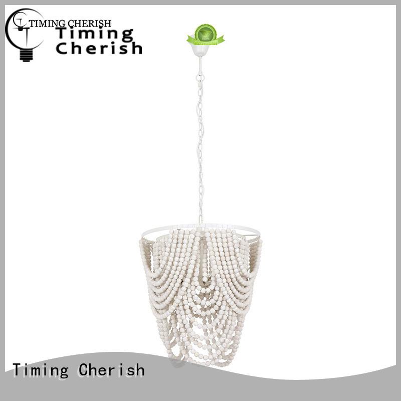 fringed hanging chandelier supplier for bar