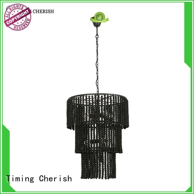 Timing Cherish draped fringe chandelier for business for shop