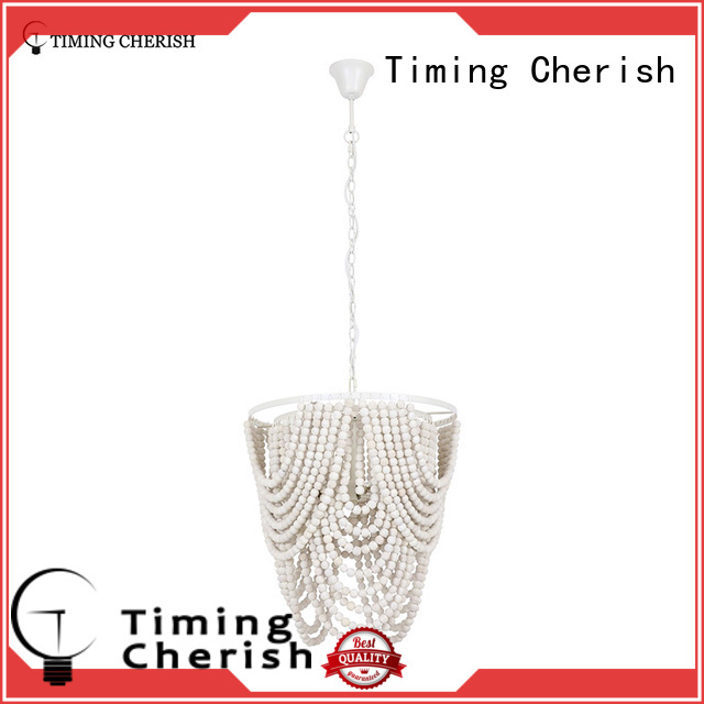 Timing Cherish large pendant chandelier supply for shop