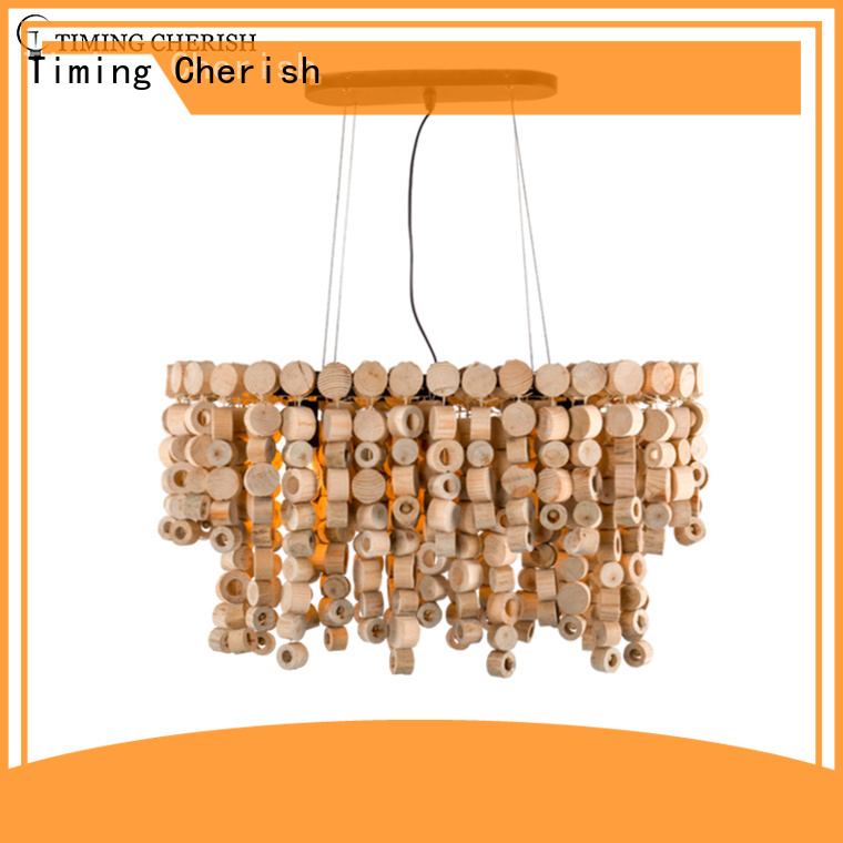 Timing Cherish hanging hanging chandelier supplier for bar
