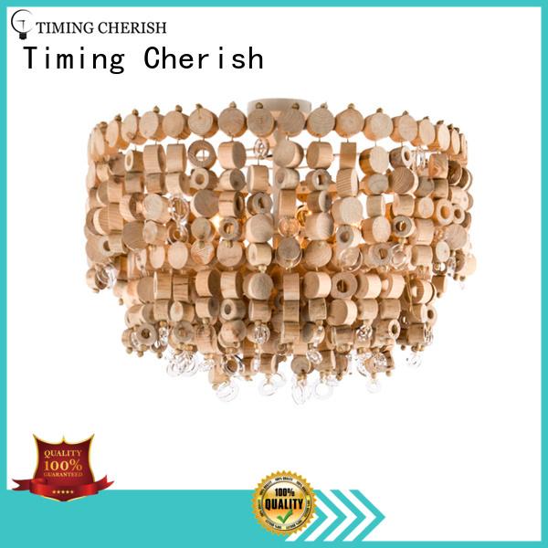 wood chips ceiling light manufacturer for bedroom Timing Cherish