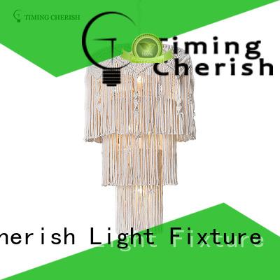 whisper leather chandelier greywhite for home Timing Cherish