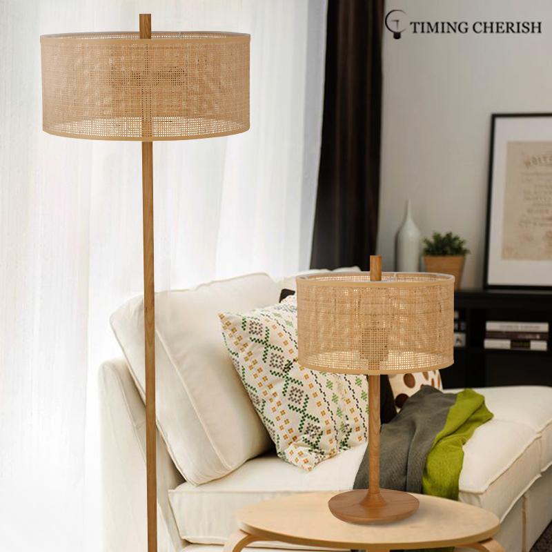 Table Lamp Driftwood