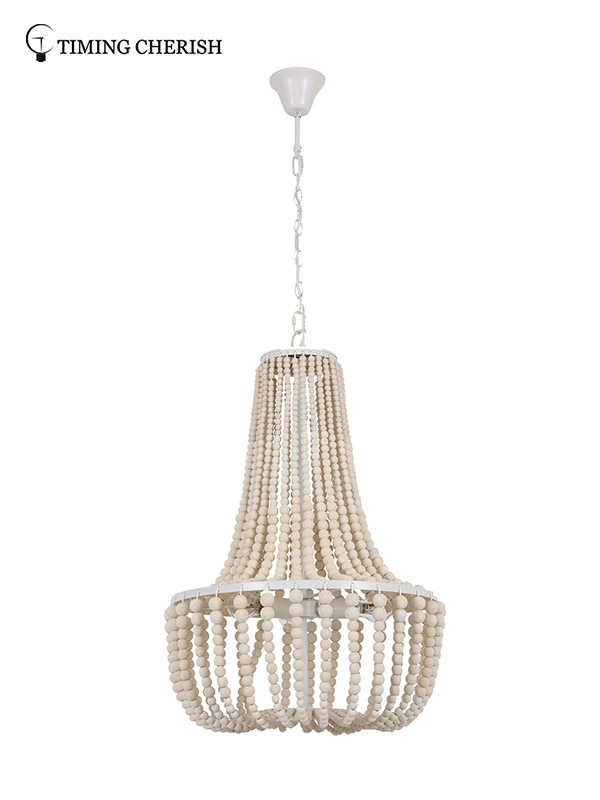 octave beaded pendant light blackfrench factory for bar-2