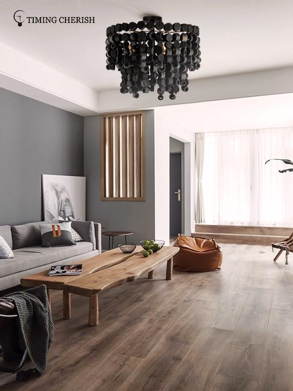 Timing Cherish black pendant ceiling lights factory for bedroom-1