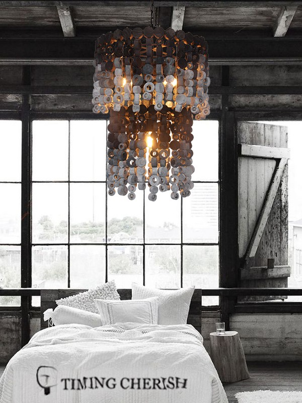 Timing Cherish draped chandelier lamp manufacturers for hotel-1