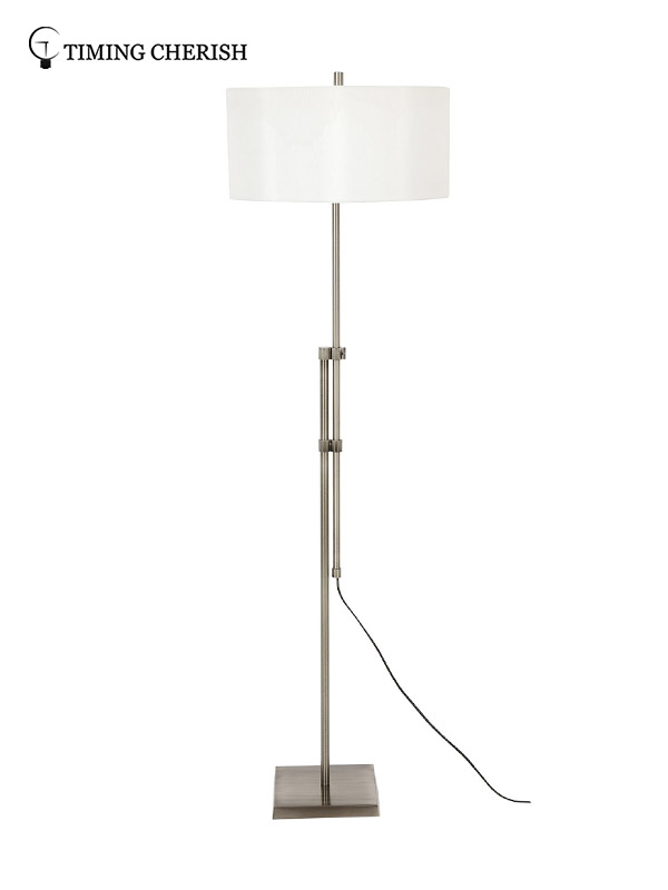 Timing Cherish modern metal floor lamp factory for home-4