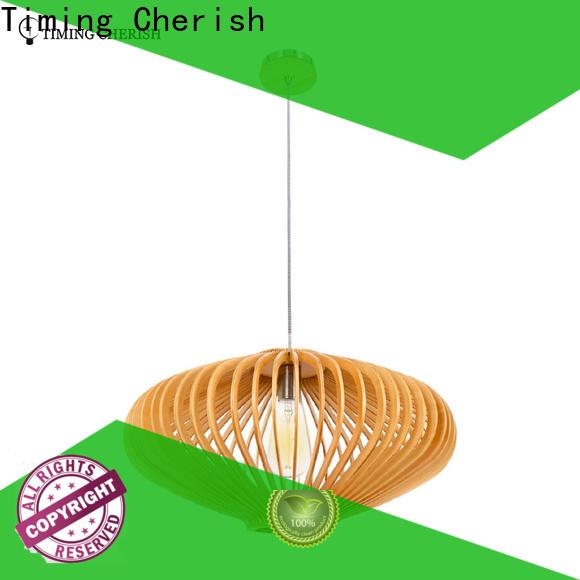 baikal timber pendant light woven supply for shop