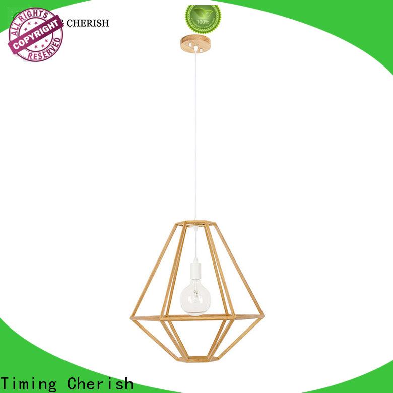Timing Cherish macrame pendant light fixtures company for shop