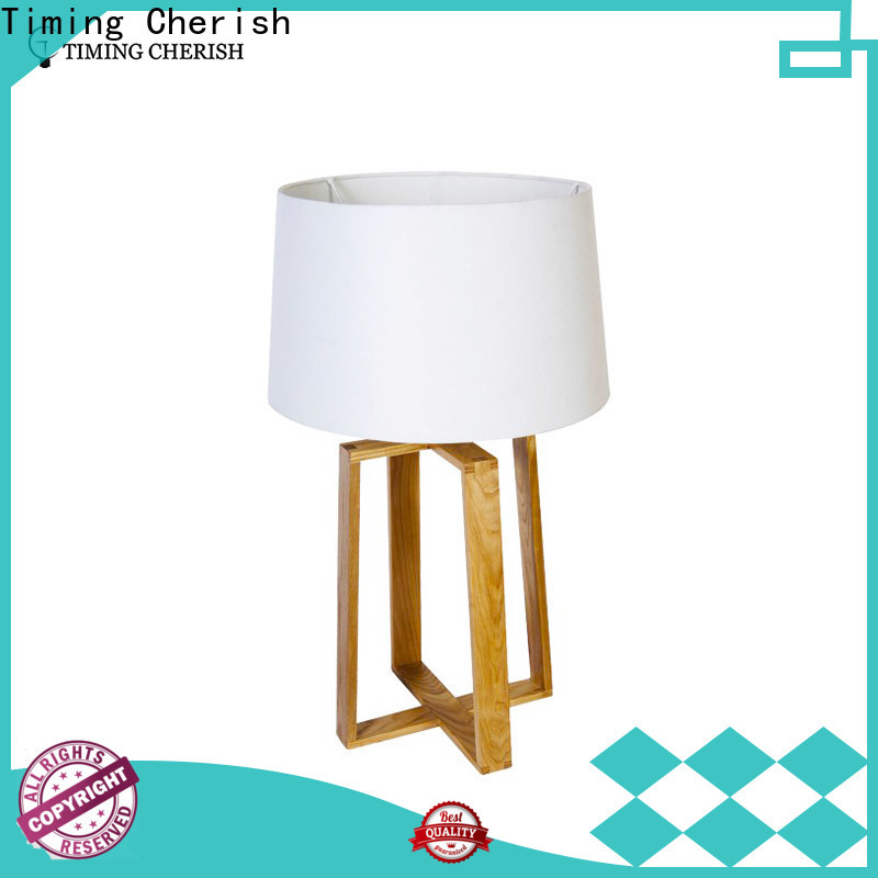 Timing Cherish modern touch table lamp supply for bar