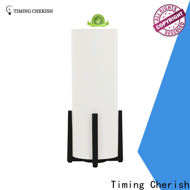 Timing Cherish white adjustable table lamp for business for kitchen