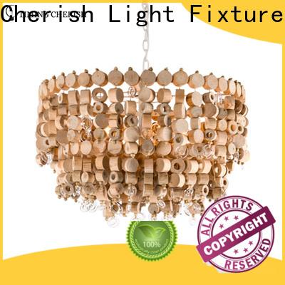 Timing Cherish black fringe chandelier for sale for bar