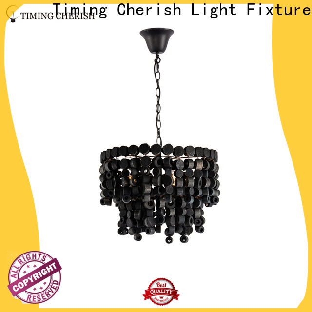 Timing Cherish natural chandelier light manufacturers for home