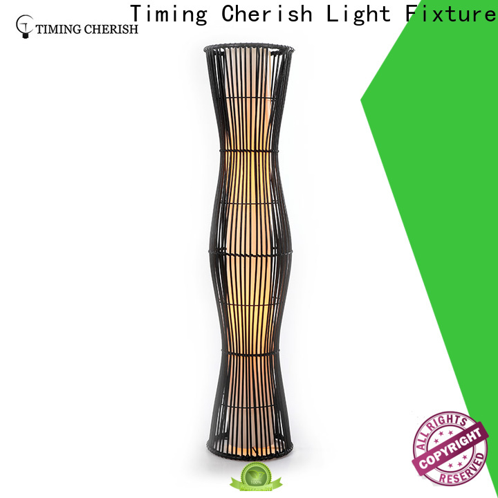 Timing Cherish classic tall floor lamps suppliers for hotel