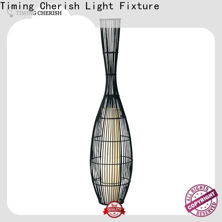 Timing Cherish stylish metal floor lamp company for bar