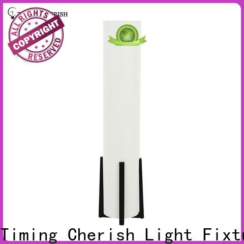 cylinder metal floor lamp rhine factory for bar