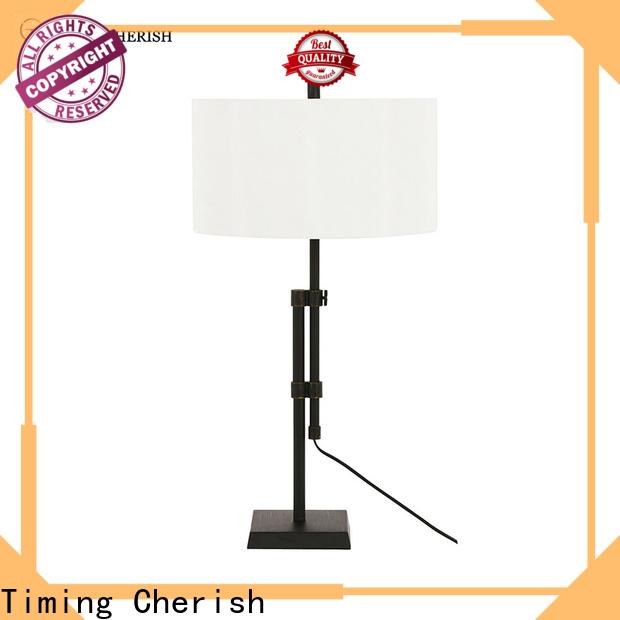 Timing Cherish metal table light for business for living room