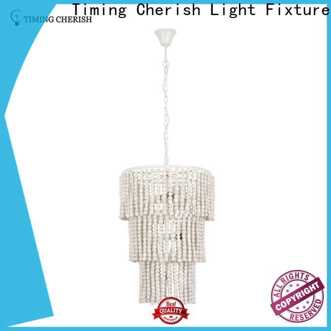 Timing Cherish weaving pendant chandelier for sale for bar